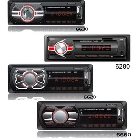 Auto Rádio Mp3 Player Novo