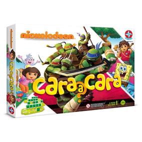Jogo Cara A Cara Nickelodeon - Estrela
