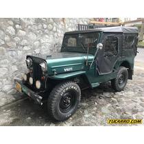 Jeep Willys Wrangler Xl