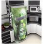 Adesivo Heineken Geladeira Envelopada + Brinde