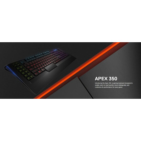 Teclado Gamer Steelseries Apex 350