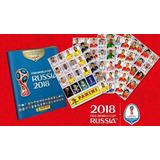 Combo Kit Actualizacion Fw-cup Rusia+álbum Pasta Dura Mundia