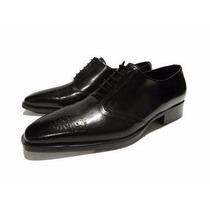 Zapato Clasico Acordonados 100 % Cuero Priamo Italy Oferta!