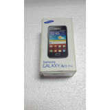Caja Samsung Galaxy Ace Plus