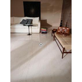 Porcelanato Bianco Pighes 60x120 Cm Portobello