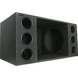 Caixa Dutada Manifold Para 2 Alto-falantes 15