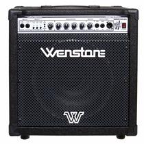 Amplificador De Bajo Wenstone Be600 65w 1x12 Bsasproaudio