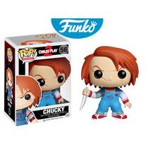 Chucky El Muñeco Diabolico Funko Pop Pelicula Childs Play 2