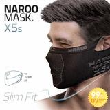 Máscara Naroo Anti Poluição Uv Ciclismo Bike Moto X5s Cores