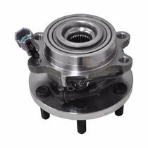 Cubo De Roda Dianteiro Rolamento Nissan Frontier 4x4 Com Abs