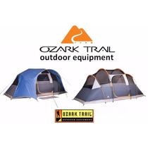 Casa Tienda De Campaña Para 8 Personas Ozark Trail Msi