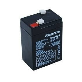 Bateria Recargable 6v 4ah Bascula Carrito Torrey 6v4ah