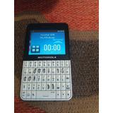 Celular Motorola Motokey Xt Para Personal