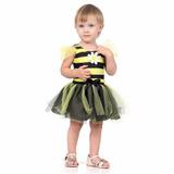 Fantasia Infantil Abelinha Bebê Dress Up Sulamericana 16316