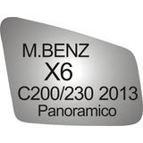 Espejo Retrovisor Mercedes Benz X6 C200 C230 2013 Vidrioauto