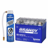 Bateria Honda Vtr 1000 F01 A 05 Gel Brandy By-gtz12 + Rep