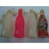 Mini Garrafinhas Promoção Coca-cola Coloridas - Lote!