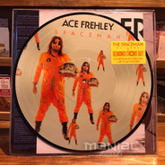 Ace Frehley Spaceman Pic Disc