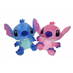 Peluches Stitch + Angel De Lilo & Stitch, Promo X 2!!