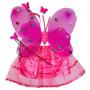 Rosa Pink borboletinha