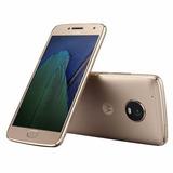Motorola Moto G5 4g 16gb 3gb Ram + F.grátis* + Brinde + Novo