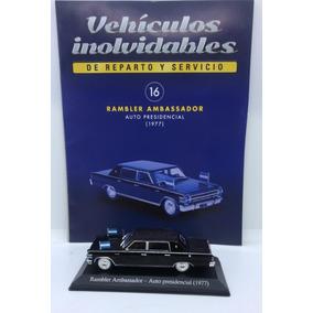 Vehiculos R Servicio Nº16 Rambler Presidencial 00862311016 ®