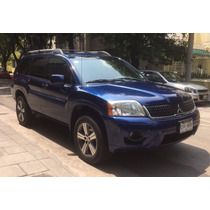 Impecable Mitsubishi Endeavor Xls Totalmente Nueva