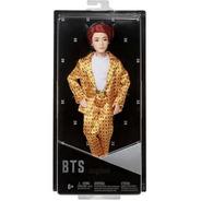 Boneca Doll Bts Mattel Jungkook Original Oficial Kpop