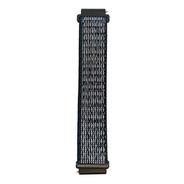 Correa Malla Reloj / Smartwatch De Nylon Con Abrojo 20mm
