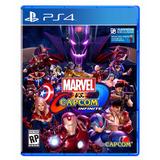 Marvel Vs Capcom Infinite Ps4 Digital