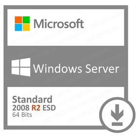 Windows Server 2008 R2 Standard 64 Bits - Loja Infordesk