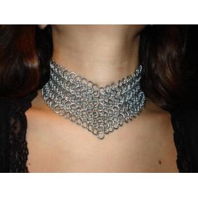 410f1eaf5935 Collar Choker Puntilla - Arte y Artesanías en Mercado Libre Argentina