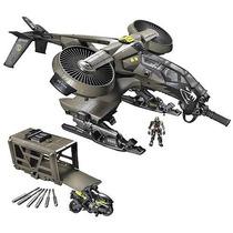 G I Joe Dragonhawk Thunderwave Jet Boat - 5 Figuras Sigma 6