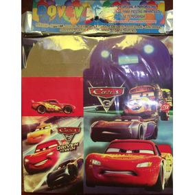 10 Cajas Dulceras Cars 3 Fiesta
