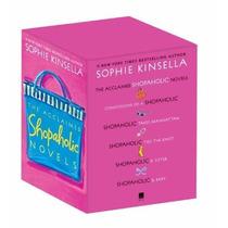 Livro Importado Box 05 Livros Serie Becky Bloom Shopaholic