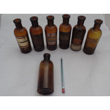38 - Frasco 125ml Farmácia Homeopática Alberto Lopes Raridad