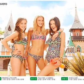 Bikini Malla Entera Tutta La Frutta 418-17