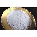 Moneda 20 Pesos 2016 Aniversario Plan Dn 3 Sin Circular