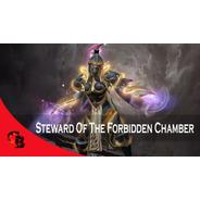 Dota 2: Templar Assassin - Steward Of The Forbidden Chamber