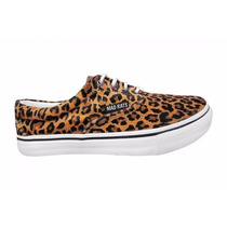 Tenis Mad Rats Summer Animal Leopardo Lemmy Is God Store