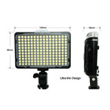 Sgg Video Light Led Dn-176s Lampara 176 Leds + Screw Tripod