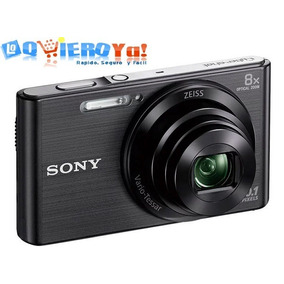 Sony W830 Camara Digital 20.1 Mp Video Hd Zoom 8x Iso 3200