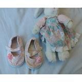 Zapatos De Bebé Niña Carter