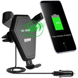 Fast Wireless Chargernuohao Car Mount Air Vent Stand Or At H