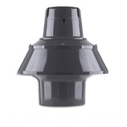 Extractor/forzador Ecoclima 701 Abierto 4 / 100mm 430m3/h