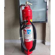 Extintor Pó Quimico Bc 20 Kg Carreta 40-b:c