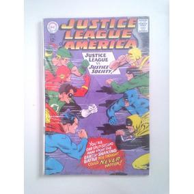 Justice League America #56 (1967) Dc Comic Antiguo Ingles