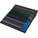 Yamaha Mg20xu Consola Mezcladora De 20 Canales Con Efectos