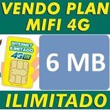 Plan Mifi De 6 Megas Antiguo Ilimitado (4g)