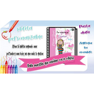 Regalo Personalizado Para Maestra
